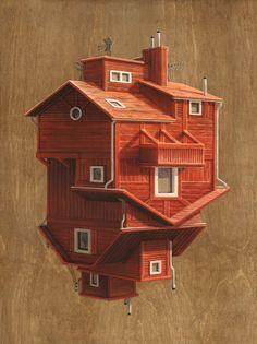 The red house. 2016 – Cinta Vidal