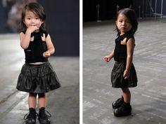 alexander wang's niece - alia wang!! love love love