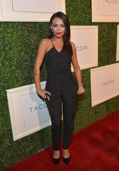 Janel Parrish at the Tacori Event.