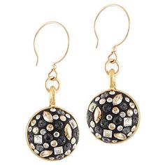 Modern Vintage Earrings | Fusion Beads Inspiration Gallery