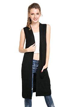 Roshe's Boutique Women's Pockets Long Sweater Vest Cardig... https://www.amazon.com/dp/B017150GMS/ref=cm_sw_r_pi_dp_x_p-38xbN6RZVME