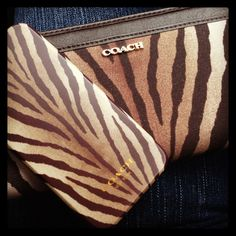 Coach Wallet and Phone Case