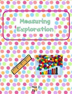 Cute Measurement Activity