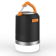 Water-Proof USB Rechargeable LED Camping lamp Emergency Lantern Flashlight Mobile Power for Outdoor Travel Exploring Hiking Jogging >>> Read more reviews of the product by visiting the link on the image.