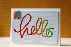 Awesome Design by Laura Bassen using the Simon Says stamp July 2014 card kit a long with Simon Exclusives.  July 2014