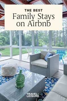 These #Airbnbs have been wish-listed by hundreds of users looking to plan the perfect #family retreat. #travel #familyvacation #privatestay #domestictravel Plan A, How To Plan, Best Family Vacations, Long Flights, Outdoor Furniture Sets, Outdoor Decor, Press Release, Hotels And Resorts, This Is Us