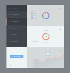 Accentpixels - Web app interface UI UX