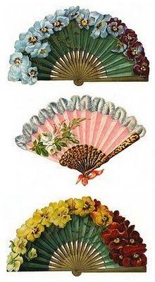 Leques - inspiration via blossomgraphicdesign.com #boutiquewebdesign # boutiquedesign