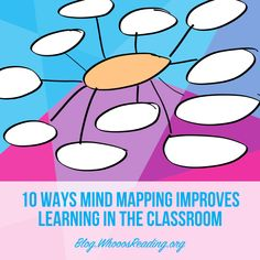 10 Ways Mind Mapping Improves Learning in the Classroom Classroom Setting, Physical Science, Educational Technology, Facetime, Games To Play, Physics, Teacher, Mindfulness, Student