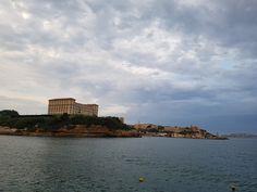 Marseille Palais du Pharo #palais #marseille #monument #histoire #patrimoine #culture #mer #bleu