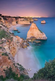Praia Marinha, Algarve, #Portugal