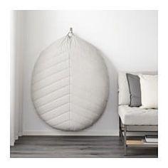 DIHULT Poef, Katorp naturel - Katorp naturel - IKEA
