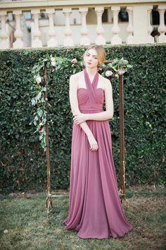 Bridesmaid Dress, Long Dress, Chiffon Dress, Cheap Dress, Long Chiffon Dress, Sleeveless Dress, Elegant Dress, Cheap Bridesmaid Dress