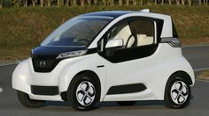 Honda Motors has announced that it will be collaborating with the Japanese city of Saitama, to conduct field tests of its Micro Commuter Prototype β electric car.
