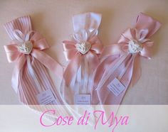 Bomboniera battesimo, by COSE DI MYA, 7,00 € su misshobby.com