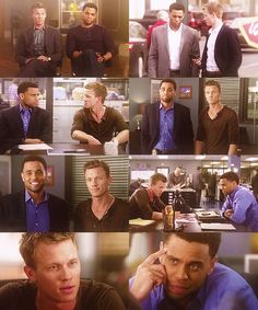 Common Law - USA Network (Michael Ealy and Warren Kole)