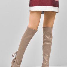 Archívy Čižmy - Stránka 6 z 6 - WoMan. Knee Boots, Shoes, Fashion, Moda, Zapatos, Shoes Outlet, Fashion Styles, Knee Boot, Shoe