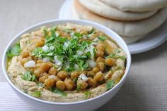 Hummus  (Adapted from The New Book of Israeli Food by Janna Gur  )