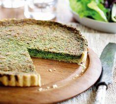 Sensational Spinach Tart