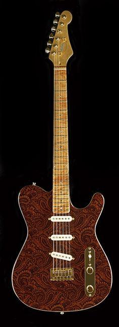 Zeal Guitars Heart Of Gold