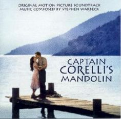 Captain Corelli's Mandolin is a film based on the novel of the same name by Louis de Bernières. It stars Nicolas Cage and Penélope Cruz. It takes place  on the Greek island of Kefalonia during the Italian and German occupation of World War II.