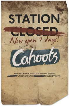 """Charlie Gilkes's new 1940s-themed bar - drinking on London's tube - if you like to go """"underground"""""""