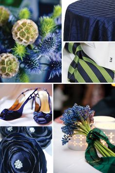 OMG I was set on yellow and grey but I LOVE this navy and lime!