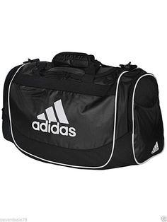 adidas Defender Duffle Bags - Black for sale online Adidas Backpack, Adidas Bags, Nike Bags, Backpack Bags, Gym Bags, Duffel Bags, Adidas Men, Adidas Sneakers, Track Bag