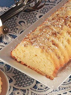 Traditional Scandinavian Almond Cake (Frugal Bites). This moist, delicious recipe is full of rich almond taste. Plus, it's frugal and easy to make.