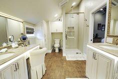 Edmond Master Bathroom