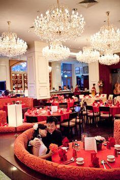 Shanghai Themed Wedding Dinner @ Grand Shanghai Restaurant