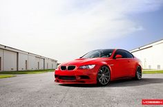 Vossen Wheels | BMW M3