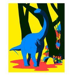 Simon Roussin Simon Roussin, Blog, Illustrations, Dinosaur Stuffed Animal, Cool Stuff, Happy, Animals, Illustrator, Impressionism