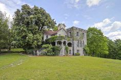 7) The Castle of Greenville, SC: Built in 1902  for a German Baroness, this castle sits on the south face of Paris Mountain. Who would have thought that South Carolina held such charms?
