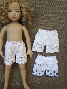 Vêtement pour poupée Little Darling 13 Dianna Effner Fait main CULOTTES