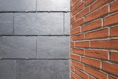 Our sustainable cladding systems CUPACLAD are perfect for external wall insulation | #CUPACLAD #green #facade #slate #architecture