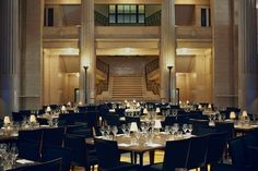 Whole Venue | Events Hire | The Banking Hall