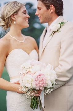 A Romantic Celebration in South Carolina  Read more - http://www.stylemepretty.com/south-carolina-weddings/aiken/2014/03/18/a-romantic-celebration-in-south-carolina/