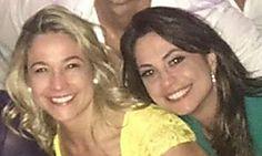Fernanda Gentil assume namoro com jornalista