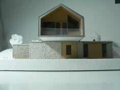 Projeto II, 2º semestre   projeto: Habitação unifamiliar tipo esc. 1:50 Local: Lordemão, Coimbra
