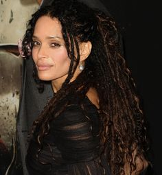 Lisa Bonet...the height of Boho chic with her dewy skin and lush dreads  http://glo.msn.com/beauty/hair-evolution-8001.gallery?photoId=91580