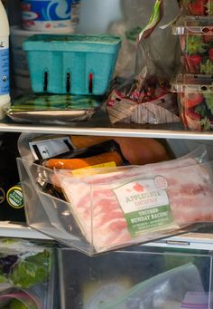 12 Ideas for Organizing Your Refrigerator - The Budget Diet