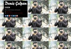 Deniz Çolpan's page on about.me – http://about.me/denizcolpan