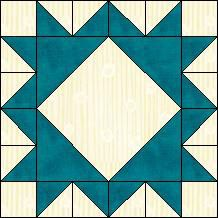 Block of Day for June 20, 2014 - Laurel Wreath