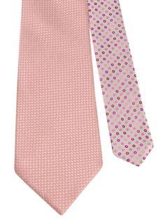 Flipmytie - Men's Pink Reversible Tie , $24.99 (http://www.flipmytie.com/mens-pink-reversible-tie/)