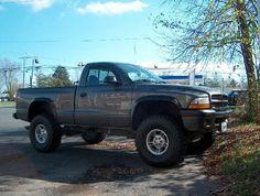 "lifted dodge dakota truck   2002 Dodge Dakota Regular Cab & Chassis ""truck 10"" - woodbridge, VA ..."