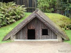 Maori Winter House, New Zealand Exterior Design, Interior And Exterior, Tumbleweed House, New Zealand Food, Tree Bed, Fairytale House, Little Houses, Tiny Houses, Unusual Homes
