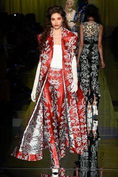 Jean Paul Gaultier Alta Costura Primavera Verano 2017.