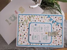 Little-Miss-Sophie : gepunktete Kinderkarte