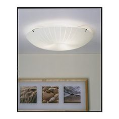CALYPSO Ceiling lamp - IKEA, 3 of these for bedrooms $29.99 each